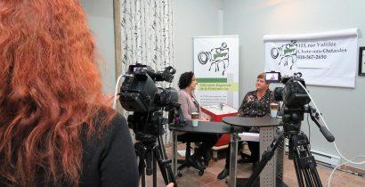 Pôle d'économie sociale Côte-Nord - Télévision régionale de la Péninsule