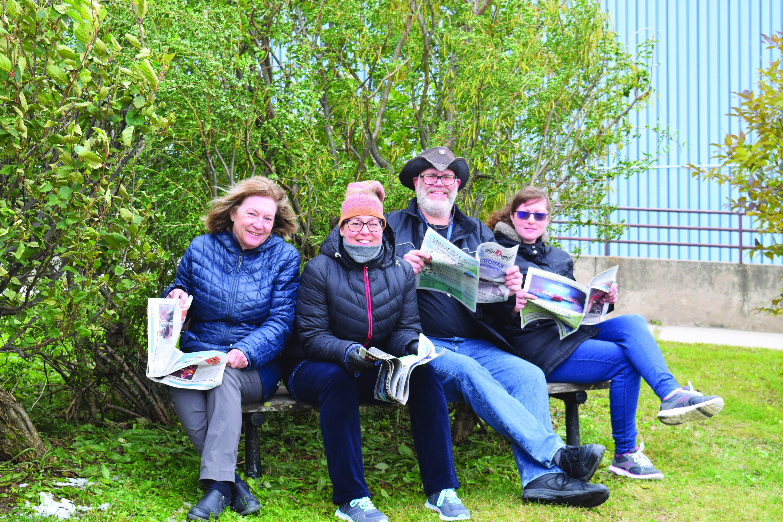 Pôle d'économie sociale Côte-Nord - Journal Le Trait d'union du Nord